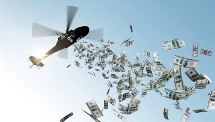 Helikopter pénz, egy jövőbeli út?