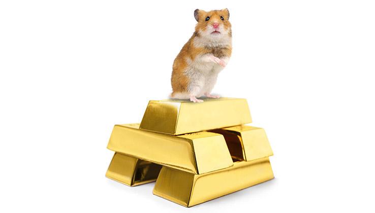 Miért raktároznak be az emberek aranyat?