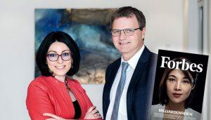 Forbes Magazin Partner Bank Sachwertstrategie