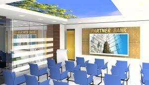 Partner Bank Akademie Schulungsraum