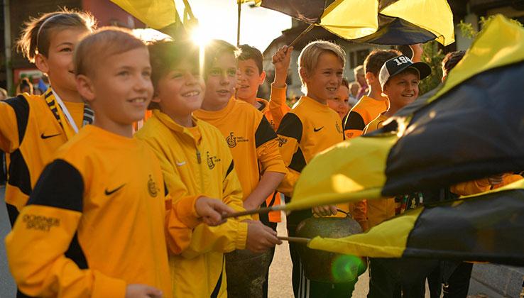 Partner Bank fördert den Sportnachwuchs